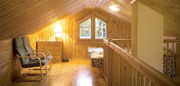 Как построить маленький дачный домик своими руками (47