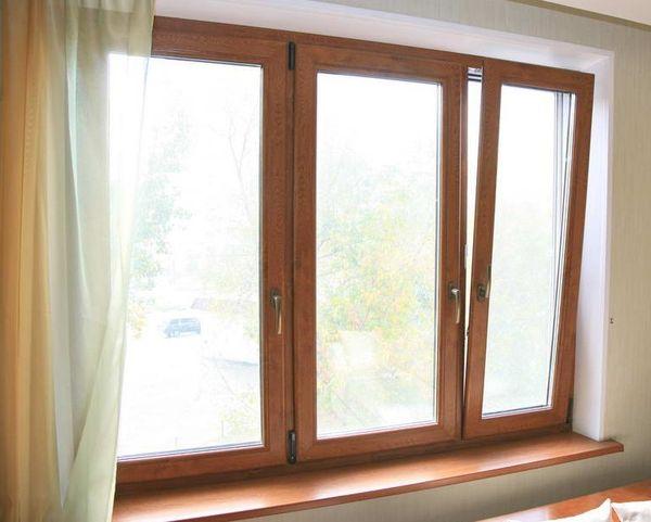 Пвх окна с микропроветриванием