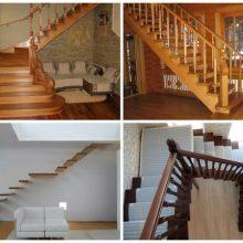 Немного о лестницах