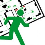 Правильный план эвакуациии