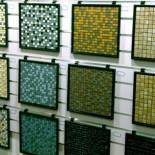 Устройство наборных мозаичных покрытий полов