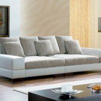 Достоинства покупки прямого дивана