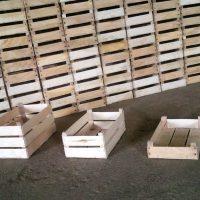 Евро тара для упаковки, хранения и транспортирования продукции