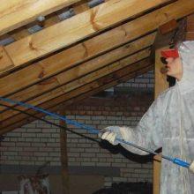 Огнезащита деревянных конструкций: какие материалы эффективней всего использовать
