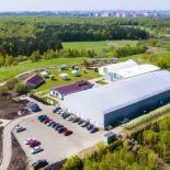 Строительство быстровозводимых спортивных залов