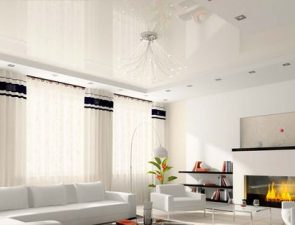 Натяжные потолки для вашего помещения