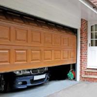 Процедура ухода за гаражной дверью/воротами