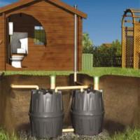 Провели воду в дом — нужен очиститель стоков