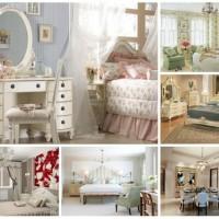 Оформление помещения в романтическом стиле