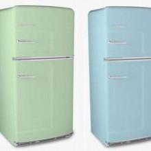 Цвета ретро холодильников как отражение эпохи