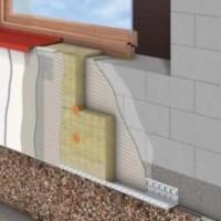 Чем утеплять фасад