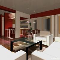 Дизайн интерьера. Модерн. 1