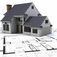 Современная избушка. Строительство дома