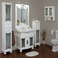 Как выбрать качественную мебель для ванной комнаты