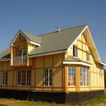 Возведение домов по каркасной технологии