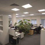 Светодиодные панели для офисных и жилых помещений