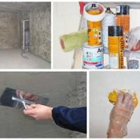 Как обработать стены перед декорированием