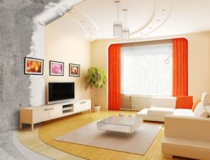Чтобы полностью изменить свою квартиру, отдельное помещение вам нужно заказать ремонт квартир премиум класса