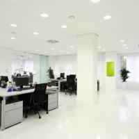 Оформление офиса в стиле минимализма