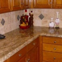Современные столешницы на кухне