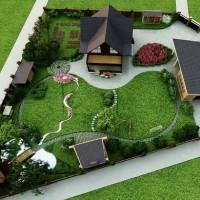 Материалы для проектирования ландшафта