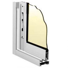 Где недорого купить окна с рамой из алюминиевого профиля?