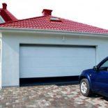 Двери гаража