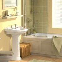 Какой вид отделки применяется в ванной