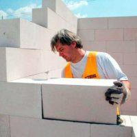 Современный строительный материал — газобетон