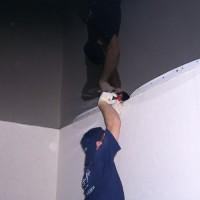 Натяжные конструкции для потолка