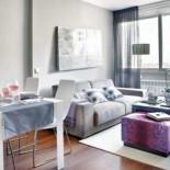 Создание стильного дизайна в маленькой квартире