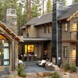 Виды загородных домов и коттеджей