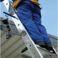 Алюминиевые трехсекционные лестницы