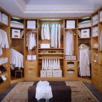 Организуем в квартире гардеробную