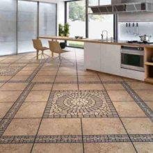 Керамическая плитка, напольная плитка для кухни и коридора – стильно, недорого, идеально