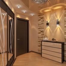 Дизайн коридора в квартире: секреты успешного оформления