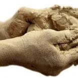 Строительный материал глина