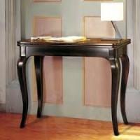 Консольный столик в деревенском стиле