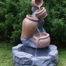 Декоративное оформление фонтана