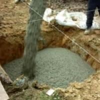 Как мешать бетон