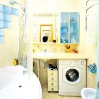 Как обустроить ванну в хрущёвке