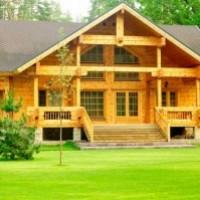 Как построить дом из бруса самому