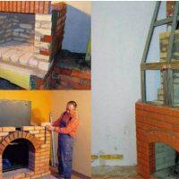 Строительство камина. Рекомендации