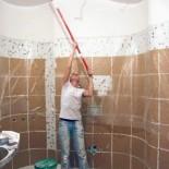 Из чего сделать потолок в ванной