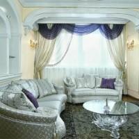 Как выбрать шторы в зал и кухню