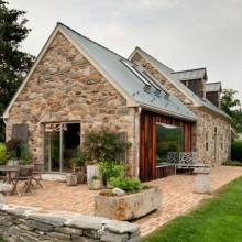 Природные камни и их использование в строительстве домов