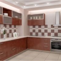 Чем различается керамическая плитка на кухне и в ванной?