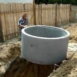 Канализация из бетонных колец: особенности