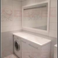 Мебель для ванной комнаты на заказ вместе с mfveres