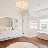 Напольные аксессуары для ванной комнаты